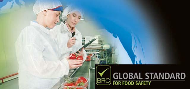 BRC Food: Tiêu chuẩn hệ thống quản lý chất lượng - an toàn thực phẩm