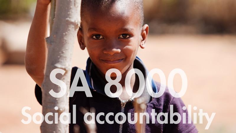 SA 8000: Tiêu chuẩn về hệ thống quản lý trách nhiệm xã hội