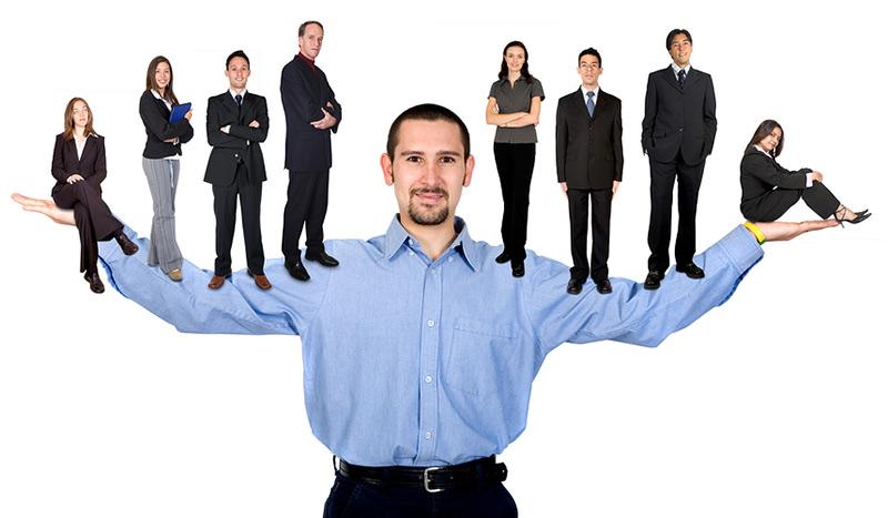 Con người là tài sản lớn nhất, giá trị nhất giúp công ty tăng lợi nhuận.