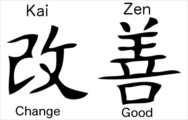 Kaizen = Cải tiến